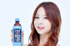 EXID Attends the Photoshoot for Vitamin C Drink 'Prinkles'