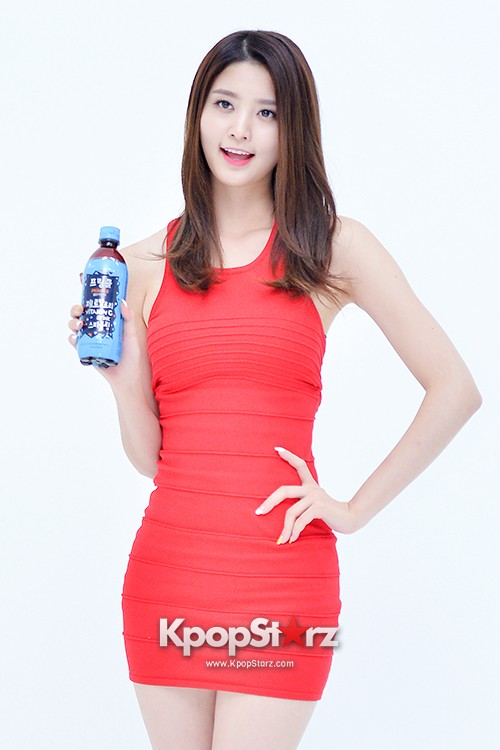 EXID Attends the Photoshoot for Vitamin C Drink 'Prinkles' key=>14 count24