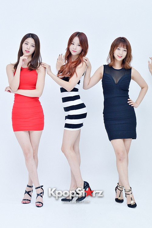 EXID Attends the Photoshoot for Vitamin C Drink 'Prinkles' key=>16 count24