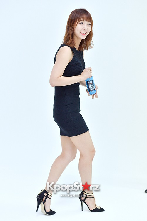 EXID Attends the Photoshoot for Vitamin C Drink 'Prinkles' key=>20 count24