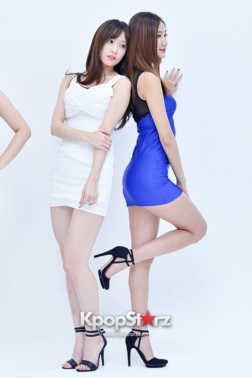 EXID Attends the Photoshoot for Vitamin C Drink 'Prinkles' key=>21 count24