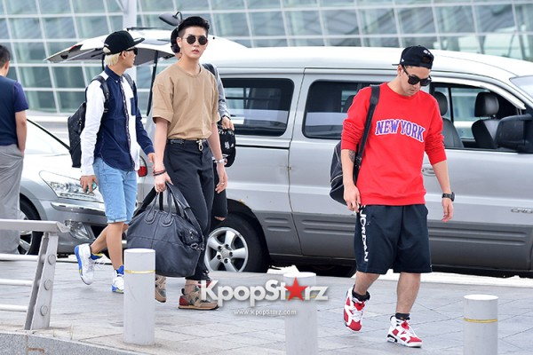 NU'EST at ICN Airport Heading to Mexico key=>1 count16