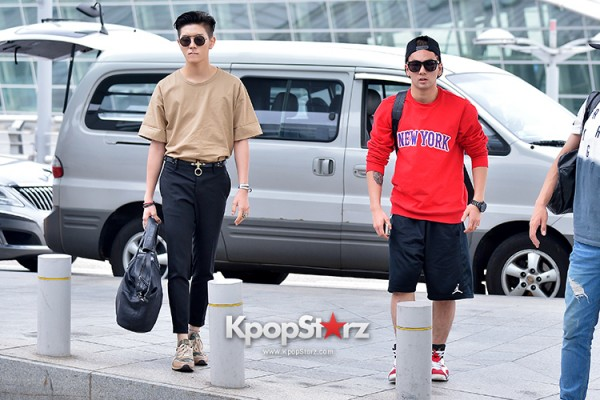 NU'EST at ICN Airport Heading to Mexico key=>2 count16