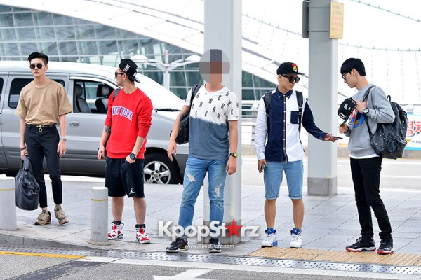 NU'EST at ICN Airport Heading to Mexico key=>4 count16