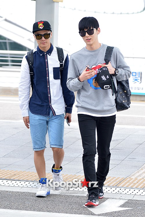 NU'EST at ICN Airport Heading to Mexico key=>0 count16