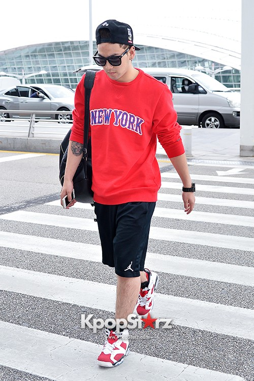 NU'EST at ICN Airport Heading to Mexico key=>8 count16