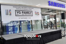 WINNER Meets Fans At The Samsung Experience Store In Singapore [PHOTOS]