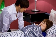 'I Love Italy' Super Junior Kim Kibum & Park Ye Jin's Adorable Bed Scene!