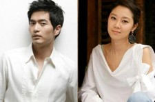 Gong Hyo Jin and Lee Jin Wook