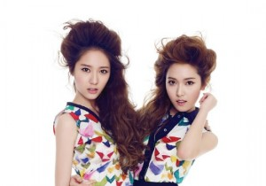 Girls' Generation (SNSD) Jessica- f(x) Krystal Graces Cover of Marie Claire [PHOTOS]
