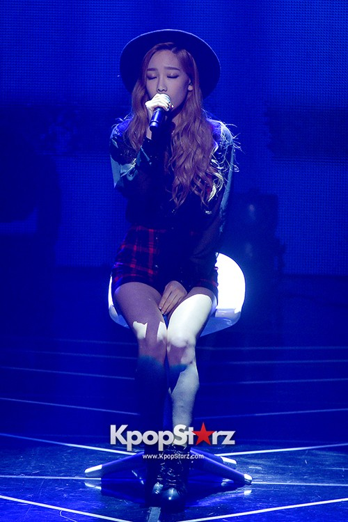 Girls' Generation TTS[TaeTiSeo] 2nd Mini Album 'Holler' Comeback Showcase - Baby Steps key=>1 count9