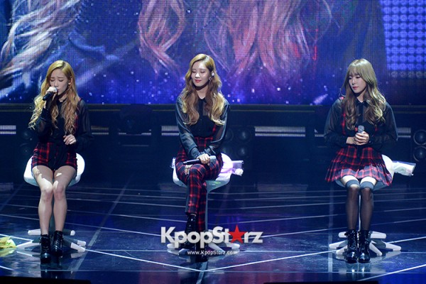 Girls' Generation TTS[TaeTiSeo] 2nd Mini Album 'Holler' Comeback Showcase - Only Ukey=>1 count8