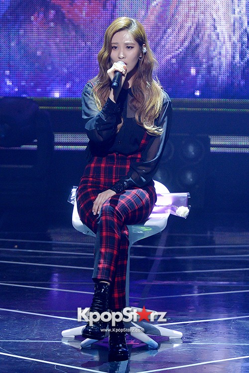 Girls' Generation TTS[TaeTiSeo] 2nd Mini Album 'Holler' Comeback Showcase - Only Ukey=>2 count8