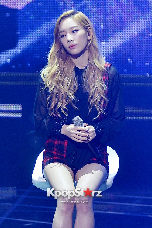 Girls' Generation TTS[TaeTiSeo] 2nd Mini Album 'Holler' Comeback Showcase - Only Ukey=>3 count8