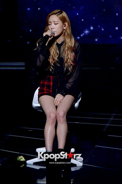 Girls' Generation TTS[TaeTiSeo] 2nd Mini Album 'Holler' Comeback Showcase - Only Ukey=>4 count8