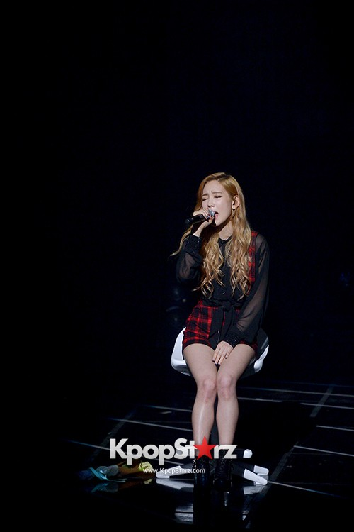 Girls' Generation TTS[TaeTiSeo] 2nd Mini Album 'Holler' Comeback Showcase - Only Ukey=>5 count8