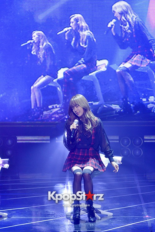 Girls' Generation TTS[TaeTiSeo] 2nd Mini Album 'Holler' Comeback Showcase - Only Ukey=>6 count8