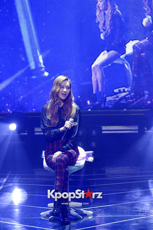 Girls' Generation TTS[TaeTiSeo] 2nd Mini Album 'Holler' Comeback Showcase - Only Ukey=>7 count8