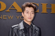 Beast's Yoon Doo Joon at Coach 'Stuart Vevers' Collection Launching Event