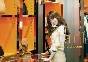 Girls' Generation (SNSD) Jessica the 'Ice Princess' @Star1 Magazine [PHOTOS]