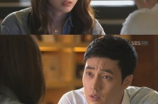 'Ghost' So Ji Sub's Kiss Makes Lee Yeon Hee Jealous!