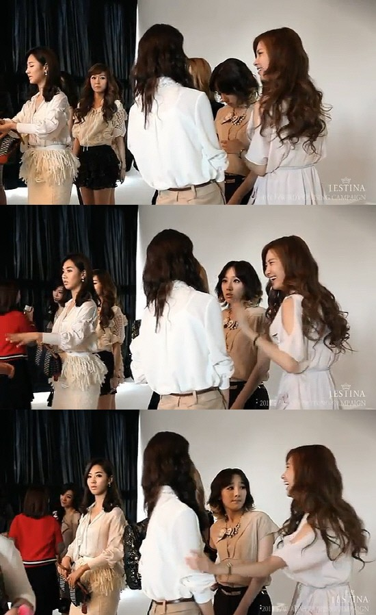 "Girls' Generation (SNSD) Yoona Disses Taeyeon's Figure, 'Not Much There""key=>0 count1"