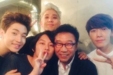 super junior with lee soo man