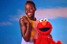 Lupita Nyong'o And Elmo In One Adorable Video