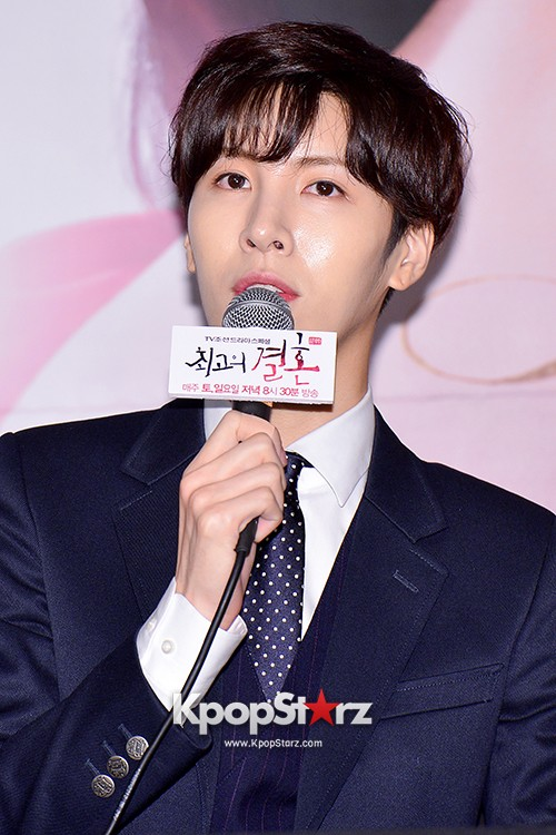 CSTV Drama 'The Greatest Marriage' Press Conferencekey=>8 count68