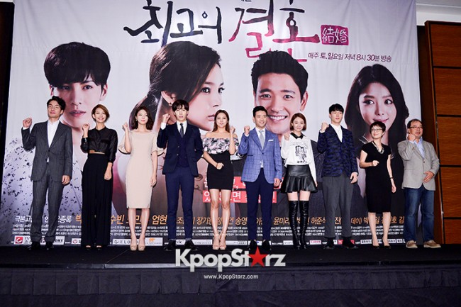 CSTV Drama 'The Greatest Marriage' Press Conferencekey=>14 count68