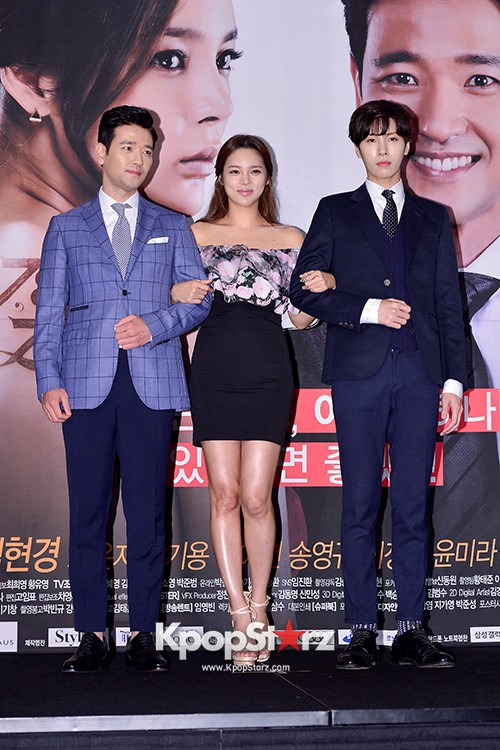 CSTV Drama 'The Greatest Marriage' Press Conferencekey=>46 count68