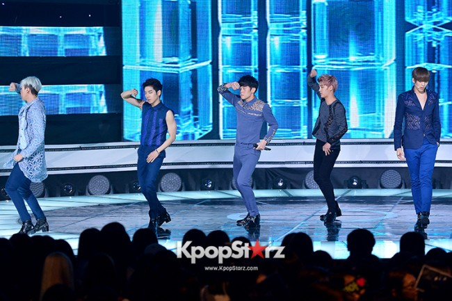 F.CUZ [CHA-GA-WA] at SBS MTV 'THE SHOW All About K-pop' key=>1 count8