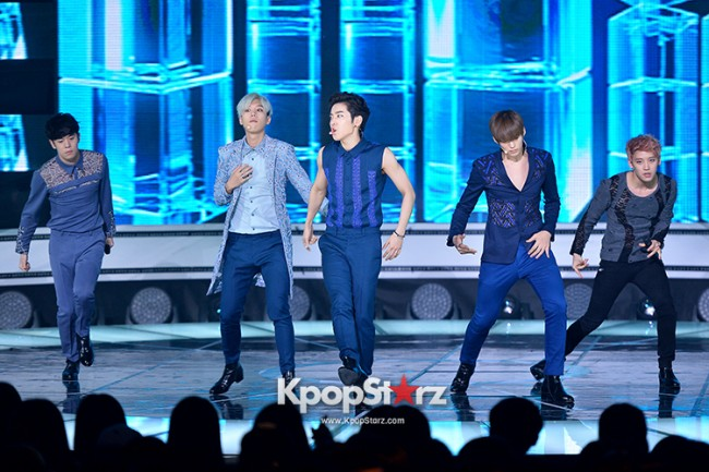 F.CUZ [CHA-GA-WA] at SBS MTV 'THE SHOW All About K-pop' - Sep 23, 2014 [PHOTOS]key=>2 count8