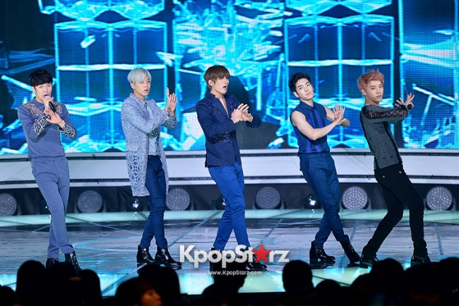 F.CUZ [CHA-GA-WA] at SBS MTV 'THE SHOW All About K-pop' - Sep 23, 2014 [PHOTOS]key=>4 count8