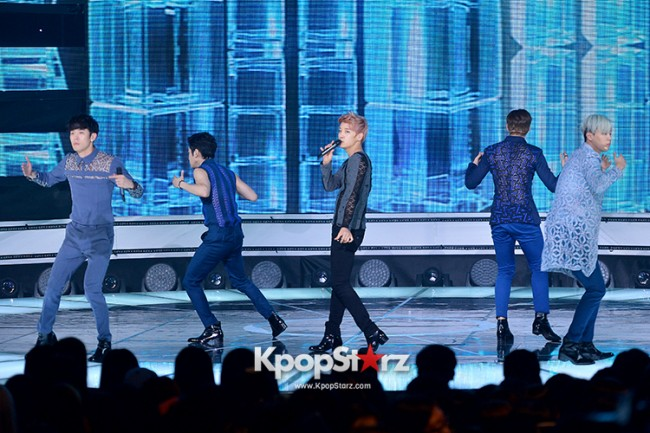 F.CUZ [CHA-GA-WA] at SBS MTV 'THE SHOW All About K-pop' - Sep 23, 2014 [PHOTOS]key=>6 count8