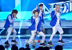 HIGH4 [Headache] at SBS MTV 'THE SHOW All About K-pop'