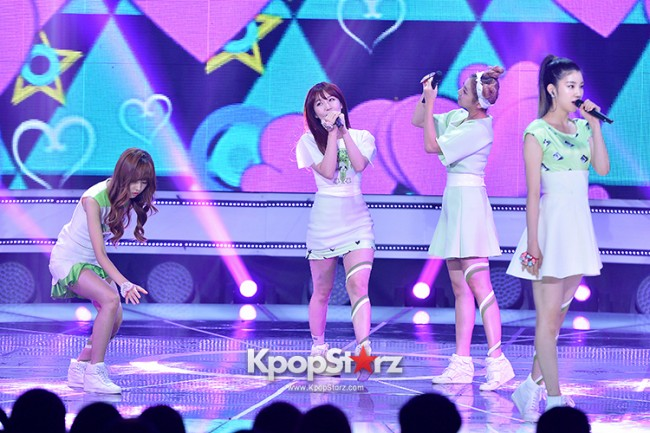 LABOUM [Pit-A-Pat] at SBS MTV 'THE SHOW All About K-pop'key=>1 count9