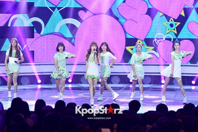 LABOUM [Pit-A-Pat] at SBS MTV 'THE SHOW All About K-pop'key=>2 count9