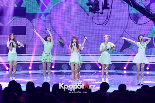 LABOUM [Pit-A-Pat] at SBS MTV 'THE SHOW All About K-pop'key=>3 count9