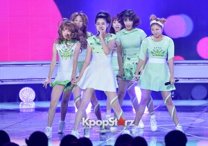 LABOUM [Pit-A-Pat] at SBS MTV 'THE SHOW All About K-pop'