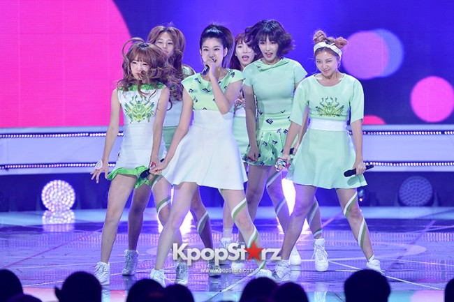 LABOUM [Pit-A-Pat] at SBS MTV 'THE SHOW All About K-pop'key=>0 count9