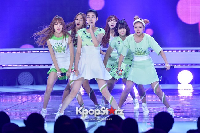LABOUM [Pit-A-Pat] at SBS MTV 'THE SHOW All About K-pop'key=>4 count9