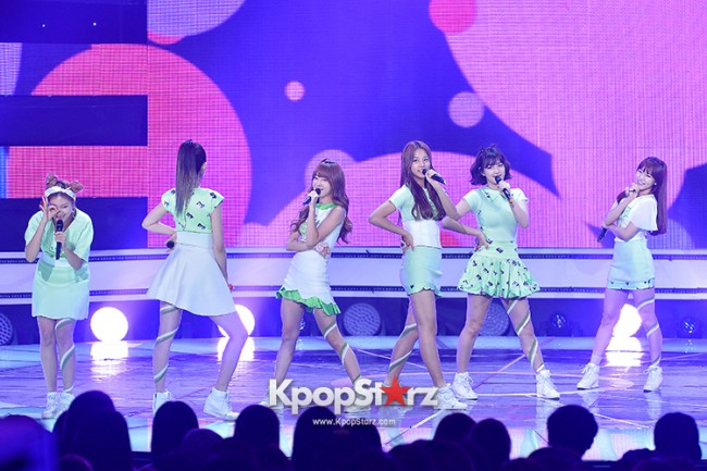 LABOUM [Pit-A-Pat] at SBS MTV 'THE SHOW All About K-pop'key=>5 count9