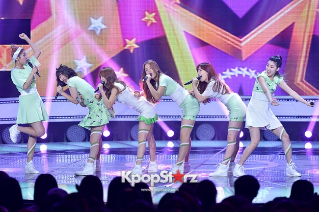 LABOUM [Pit-A-Pat] at SBS MTV 'THE SHOW All About K-pop'key=>6 count9
