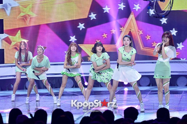 LABOUM [Pit-A-Pat] at SBS MTV 'THE SHOW All About K-pop'key=>8 count9