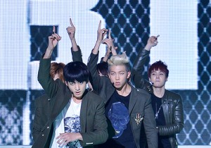 BTS [Danger] at SBS MTV 'THE SHOW All About K-pop'