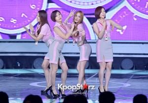 SunnyHill [Monday Blues] at SBS MTV 'THE SHOW All About K-pop'