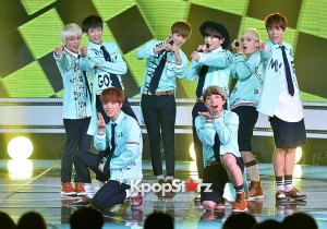 AlphaBAT [Oh My Gosh] at SBS MTV 'THE SHOW All About K-pop'