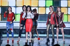 T-ARA [Sugar Free] at SBS MTV 'THE SHOW All About K-pop'