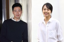 Jo In Sung and Kim Min Hee